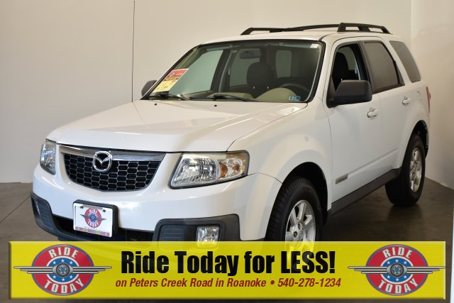 Pre-Owned 2008 Mazda Tribute s Touring