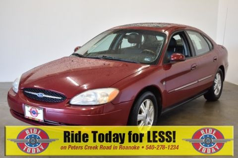 Pre-Owned 2003 Ford Taurus SEL