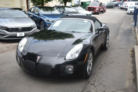 Pre-Owned 2008 Pontiac Solstice GXP