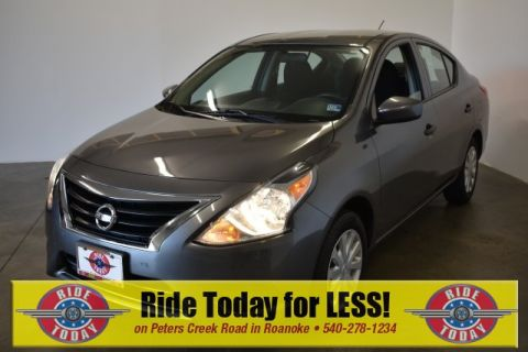 Pre-Owned 2016 Nissan Versa 1.6 S