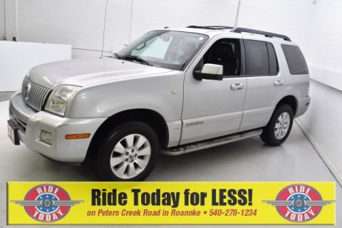 Pre-Owned 2010 Mercury Mountaineer Base