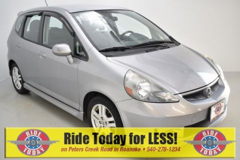 Pre-Owned 2008 Honda Fit Sport
